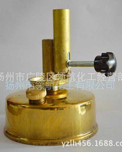 铜制酒精喷灯